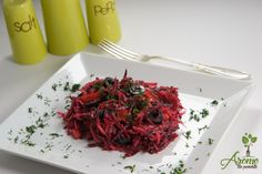 simplu, sănătos, savuros... Cabbage, Spaghetti, Vegetables, Ethnic Recipes, Food, Essen, Cabbages, Vegetable Recipes, Meals