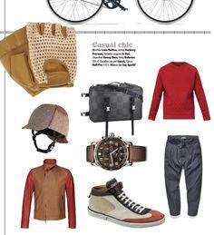 bike&casual chic