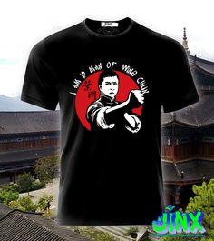 $179.00 Playera o Camiseta Ip Man Of Wing Chun - Jinx