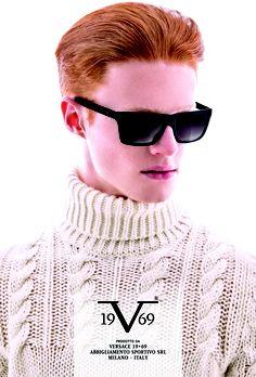 Michael McCaughley for Versace 19.69 Abbigliamento Sportivo-sunglasses