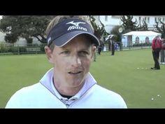 Ryder Cup 2012 - European Team - Luke Donald Life Lesson