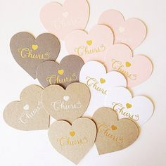 Valentine Heart Coasters – Manor | Simply Smashing Home Decor