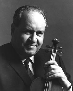 David Oistrakh, Ukrainian-born violin virtuoso, teacher and conductor: Sep. 30, 1908 - 1974…  Oistrakh was a virtuoso of virtuosi in terms of technique and tone. He quite literally never made mistakes…