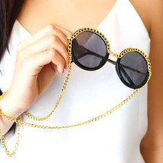 15 Runway Inspired DIY Sunglasses