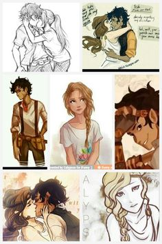 I LOVE CALEO!!!!! My Favorite ship!! Other than Percabeth!