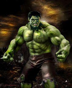 #Hulk #Fan #Art. (Bruce Banner) By:Peterg666666. (THE * 5 * STÅR * ÅWARD * OF: * AW YEAH, IT'S MAJOR ÅWESOMENESS!!!™)[THANK Ü 4 PINNING!!!<·><]<©>ÅÅÅ+(OB4E)