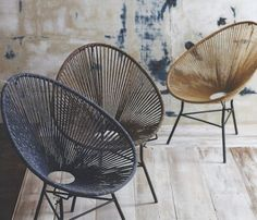 Roost Ellipse Chairs: Remodelista