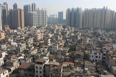 china villages in cities - Google Search