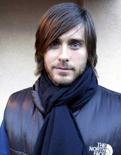 For my fiance, he has a man-crush on Jared Leto! Beautiful Blue Eyes, Most Beautiful Man, Gorgeous Men, Beautiful People, Jared Leto, Avril Lavigne, Shannon Leto, Just Jared, Pretty Men