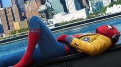 Spider-Man: Homecoming Poster Takes in the Big City