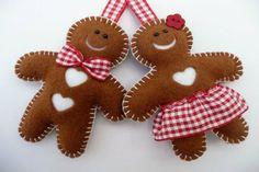 50 Gingerbread Decoration Ideas – Christmas Craft Ideas