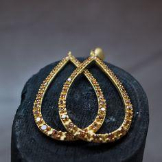 Citrine Gemstones Citrine Gemstone, Rain Drops, Collections, Gemstones, Sterling Silver, Bracelets, Gold, Accessories, Jewelry