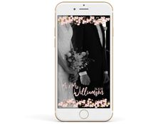 Snapchat Wedding Filter - Cherry Blossom Branches.png