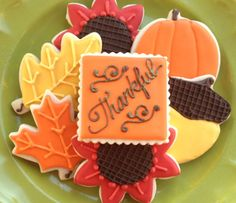 Fall Sugar Cookies Collection