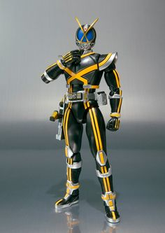 Kamen Rider Kaixa - September 17, 2011