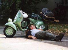 Milano Taranto 2004, Idroscalo