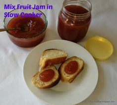 How To Make Jam Using Slow Cooker