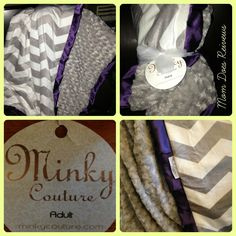 My Minky Couture Review! Win one here: http://momdoesreviews.com/2013/09/20/win-super-soft-minky-couture-blanket-ends-930/