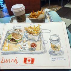 """671 次赞、 5 条评论 - Becky (@caobecky) 在 Instagram 发布:""""Happy first day of July! It's 150th year of confederation in Canada. Happy Canada Day my Canadian…"""""""