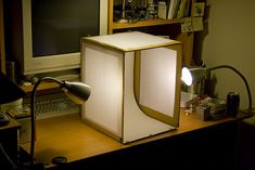 Photographers! Let's talk a little about this! Do It Yourself: Make Your Own Light Tent On The Cheap