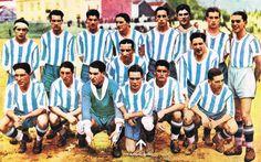 O Campeonato português de futebol 1934-35 foi a primeira edição do Campeonato Português de Futebol. Realizou-se entre 1934 e 1935. No campeonato participaram representantes dos 4 Campeonatos Regionais mais competitivos da época: 4 da AF Lisboa, 2 da AF Porto, 1 da AF Coimbra e 1 da AF Setúbal. Os melhores classificados dos restantes campeonato regionais, bem como alguns clubes destas 4 associações não qualificados, competiram na Segunda Liga Experimental de 1934–35. O FCPorto foi o campeão.
