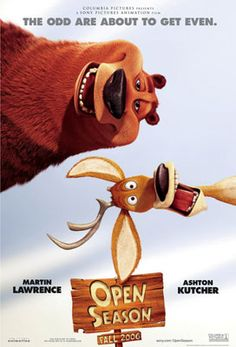 Open Season - Rotten Tomatoes  Want to watch!