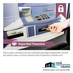 Les dejamos el tip de #Seguridad Financiera del día de hoy.