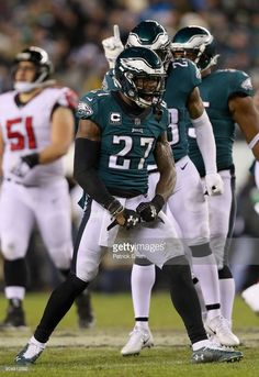 News Photo   Strong safety Malcolm Jenkins of the Philadelphia...  Philadelphia Eagles Super a40edf78e