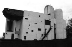 Le Corbusier | Notre Dame du Haut | Ronchamp, France (1954)