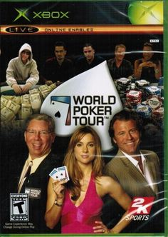 WORLD POKER TOUR | World Poker Tour takes players into real casinos around the world on high stakes poker tournaments. Based on the hit TV show, World Poker Tour features real-life players, create-a-player and an extensive multiplayer mode. Start a game of No Limit Texas Hold'em and experience the Cadillac of Poker.