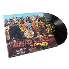 The Beatles - The Beatles: Sgt. Pepper's Lonely Hearts Club Band in Mono [Vinyl LP] - Amazon.com Music
