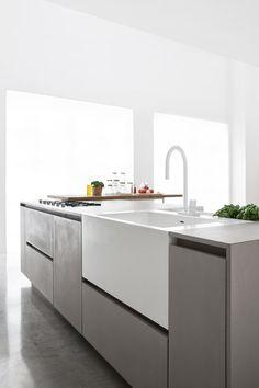 Kitchen with island MUSA II. by Polaris Life