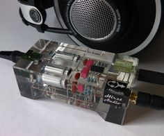 This headphone amplifier circuit is different to conventional modern construction techniques in that it is air Wired,P2P (Point to Point) or free form wiring just...