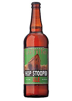 Lagunitas - Hop Stoopid Ale 8% alc by Lagunitas Brewing Co in Petaluma CA. Lagunitas is another Brewery in my Top 5. Everything I have had of there is very good. Hop Stoopid  my 2nd favorite ale from them. Very smooth citrus hoppy taste, its a perfect balance. Recommend to all. Rate 9/10