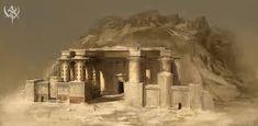 Resultado de imagen de warhammer tomb kings terrain