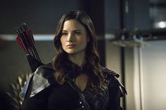 Arrow's Katrina Law Dishes on Nyssa's Plot Against Malcolm, Possible Future with Sara