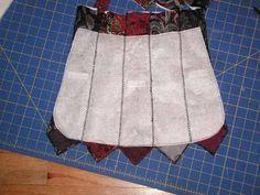 Tutorial: Paisley Necktie Schoolbag - PURSES, BAGS, WALLETS