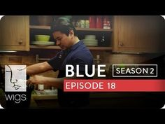 Blue: Season 2, Ep. 18 -- Youre Not a Freak, Are You?: A plumber comes to check out the garbage disposal and finds a condom stuck inside. #juliastiles #watchwigs www.youtube.com/wigs