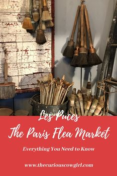 Shopping in Paris should include a trip to Les Puces! For lovers of antiques and vintage, Les Puces Flea Market had endless possibilities. Paris France Travel, Flea Market Decorating, Paris Flea Markets, Thrift Store Furniture, Diy Drawers, Paris Shopping, Antique Market, Best Places To Eat, Plan Your Trip