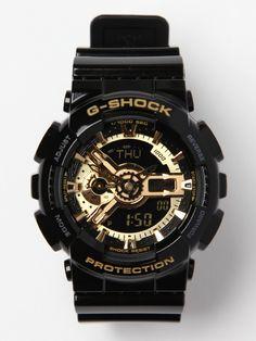 CASIO G-SHOCK HYPER COMPLEX GA-110GB-AER