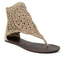 Sandal Flat Shoe