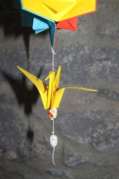 Moldura em Origami by PaperPaste on Etsy