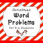 FREE Students will love these Christmas-inspired math story problems.  Use these task cards in a small group, math center, or as a class scavenger hunt!...