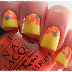 agirlandherpolish #nail #nails #nailart