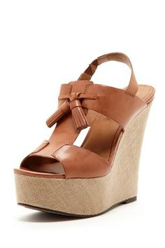 Brynne Wedge Sandal