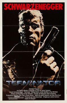 terminator posters | comment to The Terminator (1984, USA)
