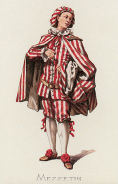 La Commedia dell'arte names of characters - Google Search