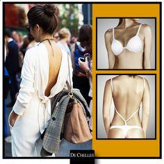 Coleção De Chelles Nude #dechelles #lingerie #fashion vendas@dechelles.com.br