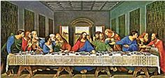 Leonardo da Vinci The Last Supper print for sale. Shop for Leonardo da Vinci The Last Supper painting and frame at discount price, ships in 24 hours. Cheap price prints end soon. Janis Joplin, Da Vinci Last Supper, The Last Supper Painting, Last Supper Art, Jesus Last Supper, Art Ninja, Lords Supper, Image Jesus, Maundy Thursday