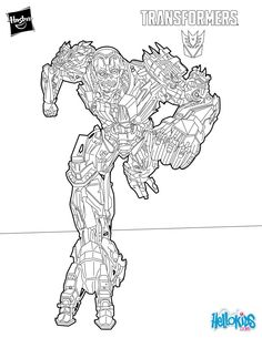 green grimlock coloring pages - photo#23